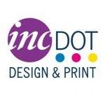 Inc Dot Design & Print Logo